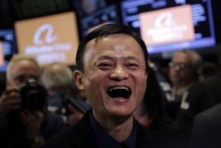 Alibaba fait une entrée fracassante à Wall Street!