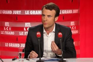Macron «totalement sûr» que Bruxelles n'usera pas de son droit de veto sur le Budget 2015
