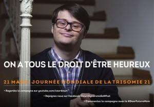 La Fondation Lejeune est le premier financeur de la recherche sur la Trisomie 21 en France.