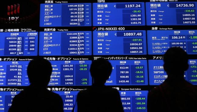 Le CAC 40 clôture en hausse, boosté par les nouvelles mesures de la Banque du Japon