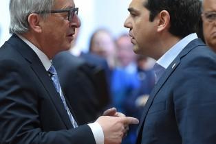Tsipras se rend à Bruxelles avec le FMI dans son viseur