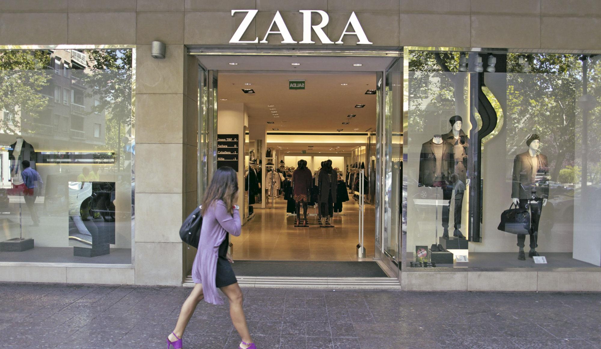 Zara inditex passe le cap des 100 milliards de valorisation en bourse act - Zara home france magasins ...
