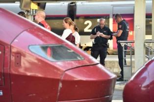 Thalys : l'accès et la descente des trains sous haute surveillance