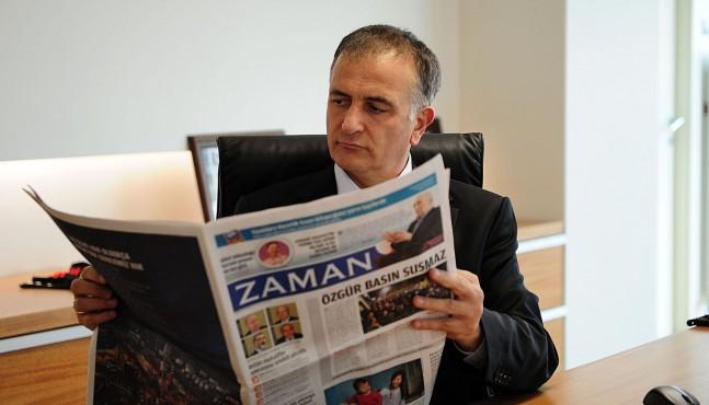 Turquie : la ligne éditoriale du Zaman désormais pro-Erdogan