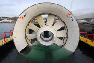 Energie hydrolienne en France: «La dynamique est lancée»