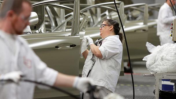 Des chiffres décevants pour l'emploi américain