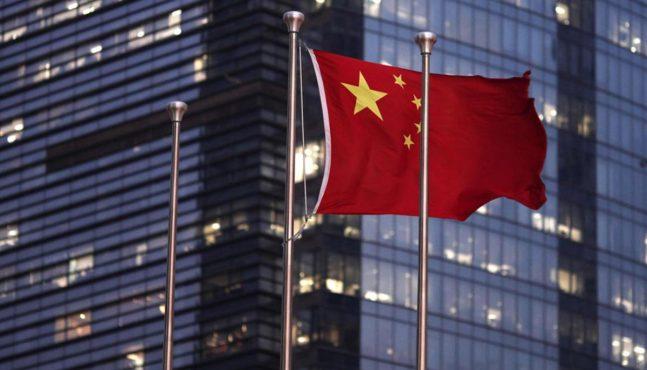 La croissance chinoise à la peine en 2016