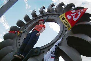 GE Hydro/Alstom : des salariés en grève à Grenoble