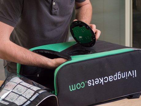 Avec LivingPackets, remboursez votre billet de train en devenant livreur