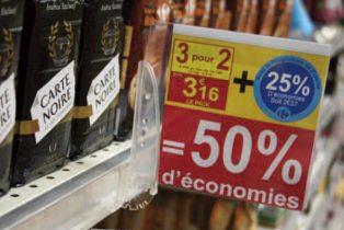 Commerce : le seuil légal de revente à perte modifié par le gouvernement