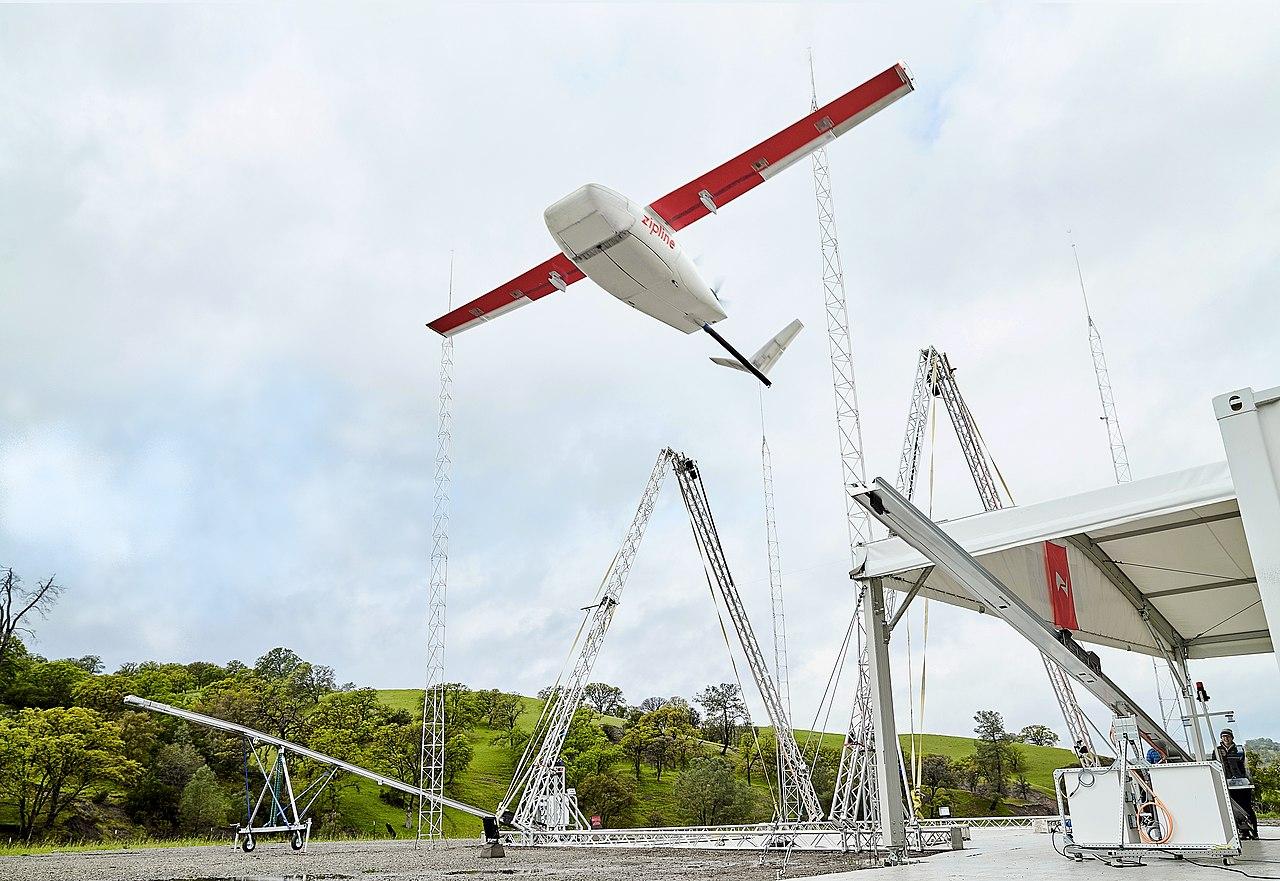 Zipline-Livraison-Drones