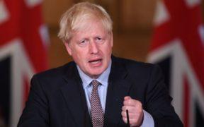 gouvernement britannique-boris jonhson