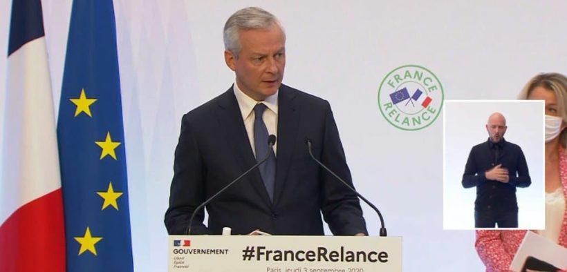crise économique-plan de relance-france