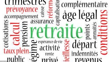 réforme des retraites-france