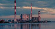 EDF-centrale charbon Cordemais