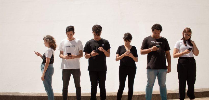 smartphone Millenials